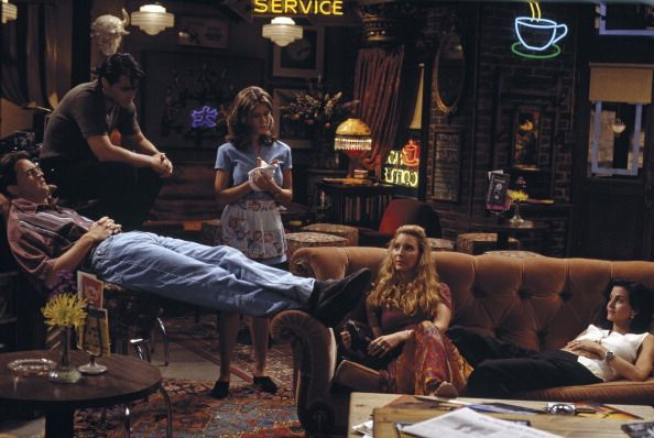 Friends: Season 1 - Episode 2 'The One With the Sonogram at the End' #friendsseason1 #friendstvshow #friendstvseries