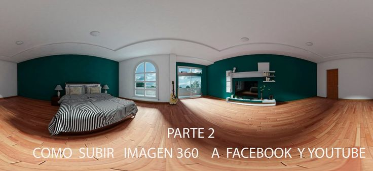 como  subir a facebook y youtube una imagen 360 con after effects