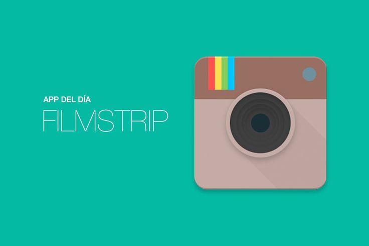 Filmstrip, un cliente de Instagram actualizado a Lollipop y que por lo pronto, ya encaja mucho mejor con el resto de apps del sistema.