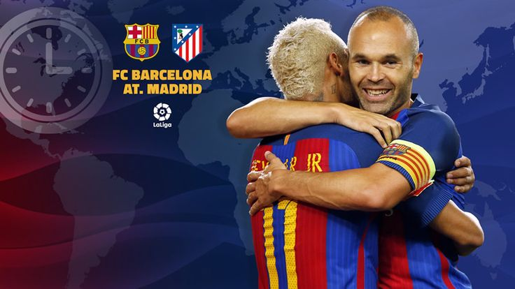 A qué hora juega Barcelona vs Atlético Madrid en la Liga este 21 de septiembre y en qué canal verlo - https://webadictos.com/2016/09/20/hora-barcelona-vs-atletico-liga-2016-2017/?utm_source=PN&utm_medium=Pinterest&utm_campaign=PN%2Bposts