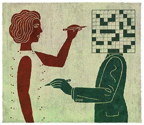 η μάχη των δυο φύλων
