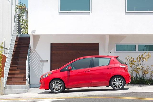Don't stay parked for long, there's lots of San Diego to explore! #Yaris #SD #pacificbeachlocals #sandiegoconnection #sdlocals #sandiegolocals - posted by San Diego Toyota Dealers  https://www.instagram.com/sdtoyotadealers. See more post on Pacific Beach at http://pacificbeachlocals.com