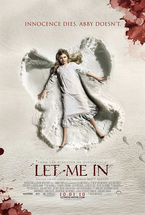 Let Me In - 2010 Best Movie Posters You Never Seen Before: 2011 Coming Up Movies Poster