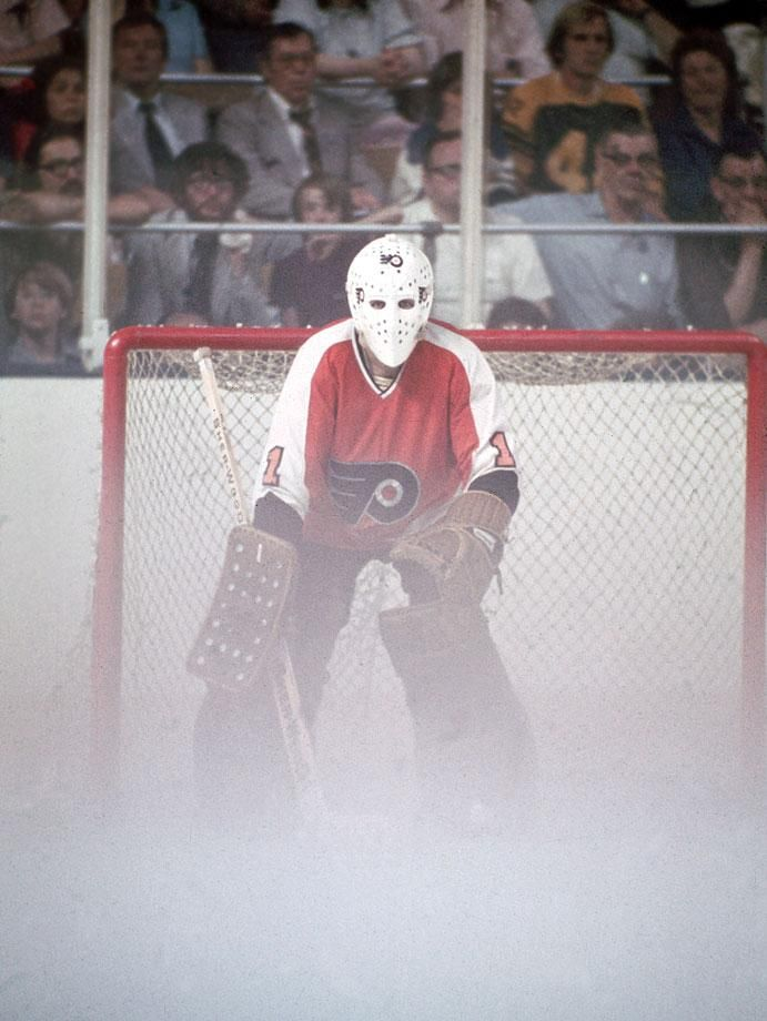 Bernie Parent, Philadelphia Flyers
