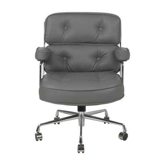 Executive Office Chair Grey Urban Barn Home Office