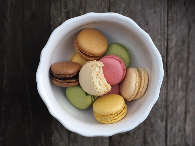 SMOOTH COOKING : MAKRONKY / MACARON
