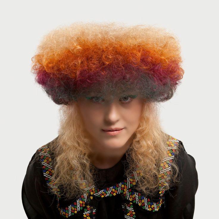 #orangehair #fason #avangard #hairstyle #salonfason #fason #color