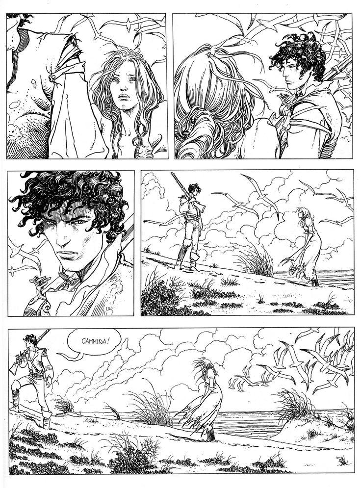 Nel 2012 questo fumetto, fatto con Hugo Pratt, ha vinto il Premio Eisner come Migliore edizione statunitense di opere straniere
