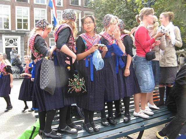 Prinsjesdag Staphorstdag., via Flickr.