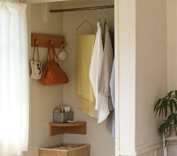 寝室・クローゼット 無印良品 使い方ひろがるアイデア集 MUJI Life-家具インテリアを取り扱う無印良品