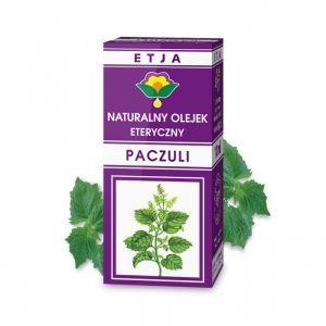 Eteryczny Olejek Paczuli Patczouli Paczulowy10 ml ETJA
