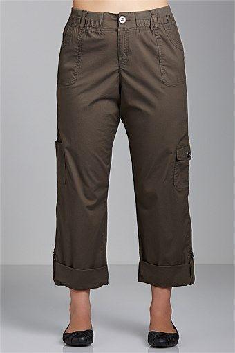 Brilliant CatchOfTheDaycomau  Ninth Moon Maternity Cargo Pants  Khaki