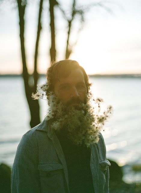 Honey of a Thousand Flowers - Journal - Flower beard!