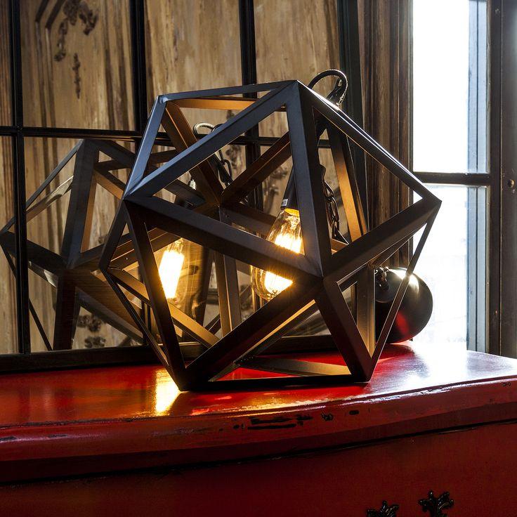 """Прямо из мастерской изобретателя доставлен современная чёрный светильник """"Архимед"""", идеальный для индустриальной атмосферы. Светильник придаст интерьеру креативный имидж и подойдет как для гостиной, так и для офиса. Дополненная цепью, эта люстра преобразит пространство Вашего дома четкими графическими формами. #светильник, #потолочный, #свет, #освещение, #лампа, #электричество, #интерьер, #декор, #decor, #interior, #downlight, #lamp, #interior, #objectmechty"""