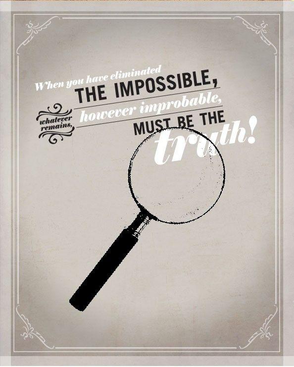 Sherlock Holmes Quotes 8e2e3b5002d536022e3a5be1831b4a ...