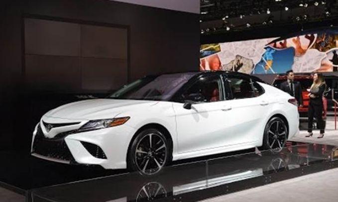 2019 Toyota Camry Hybrid 2019 Toyota Camry Hybrid Predictions Toyota