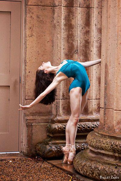 Ballet Zaida - Carrie Lebel - Photographer - Oliver Endahl