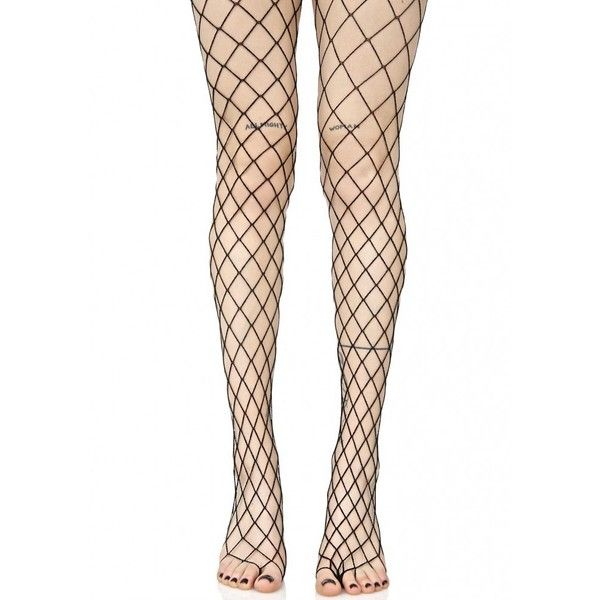 Womens Black Fishnet Stockings (31 BRL) ❤ liked on Polyvore featuring intimates, hosiery, tights, leg avenue, fishnet pantyhose, fishnet stockings, fishnet hosiery and leg avenue hosiery