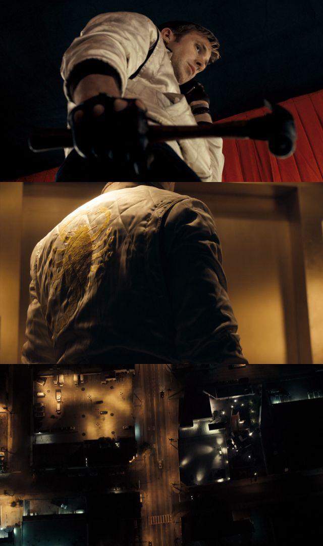 "movietography: ""Drive Director - Nicolas Winding Refn Cinematographer - Newton Thomas Sigel """