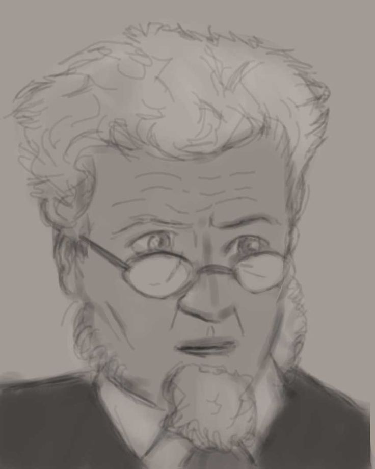 Making digital sketching from human faces just for practice this is from januaryof 2016