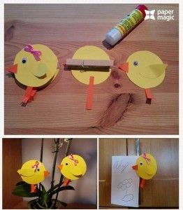paper crafts and arts for kıds (1)