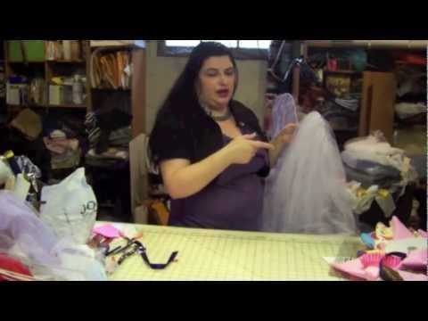 ▶ How to make costume wings - YouTube