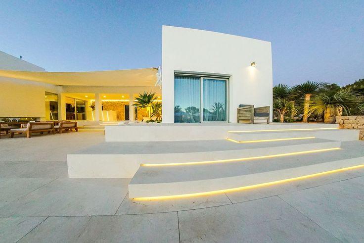 Casa Agua, Ibiza Ancient olive groves and sleek... | Luxury Accommodations