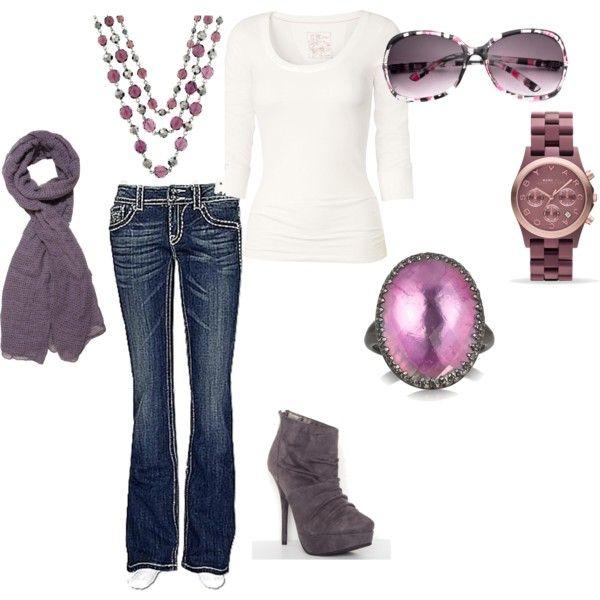 """Purple Passion"" created by #jessica-mcbride, #polyvore"