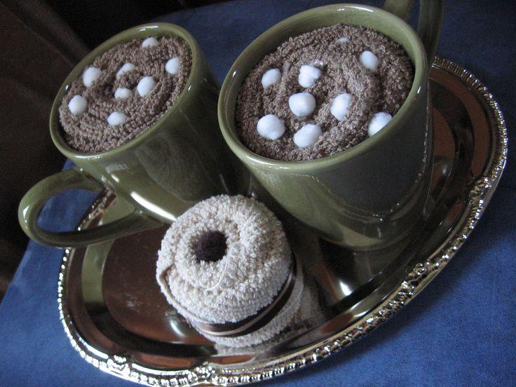 Mocha Fudge Cream Cupcake & Cocoa | by Caketini
