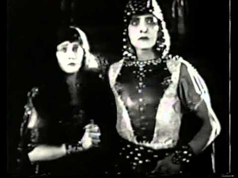 Betty Blythe as The Queen of Sheba Fragments. The QueenFilms