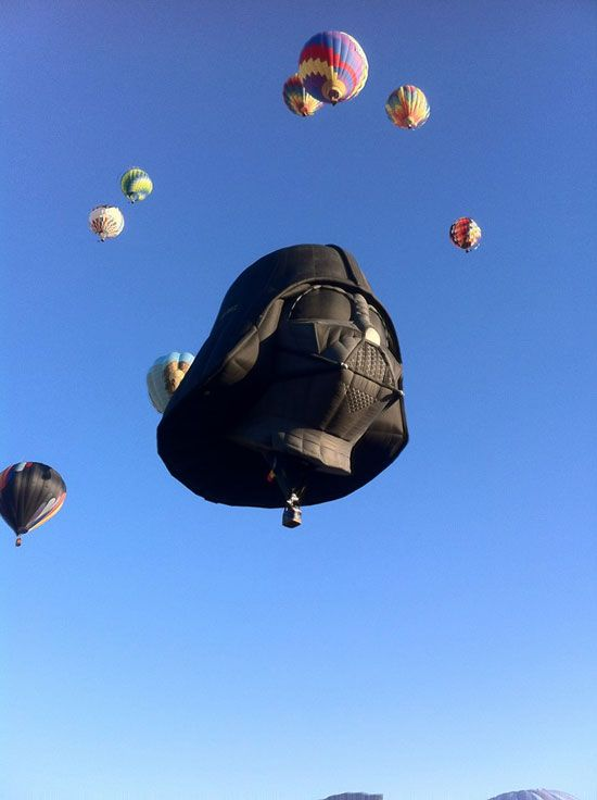 Doing hot air balloons right