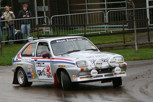 Vauxhall Chevette HSR