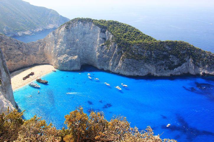 7 motivos para visitar Zakynthos na Grécia -