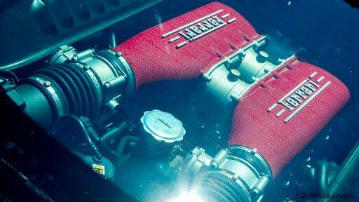 Ferrari 458 Italia - fountIt! edition #Ferrari #458 #Italia #Italian #Nikon #DSLR #Automotive #Photography #JDPhotography