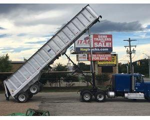 MATE End Dump Semi Trailers For Sale | MyLittleSalesman.com