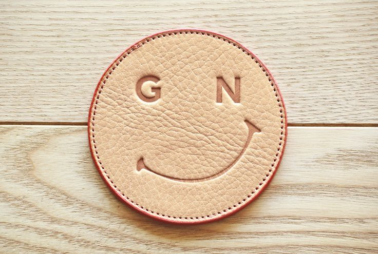 Graciela Naum leather clothes label designed by DUOIDO.