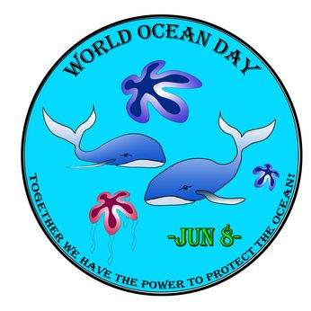10 Activities to Celebrate World Oceans Day - World Oceans Day is June 8th and there is still time to celebrate with your class  or family!
