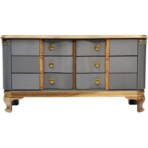 Reloaded Design Body Armor Dresser (550.680 RUB) ❤ liked on Polyvore featuring home, furniture, storage & shelves, dressers, silver, drawer furniture, gilding furniture, drawer dresser, unfinished furniture and natural finish dresser