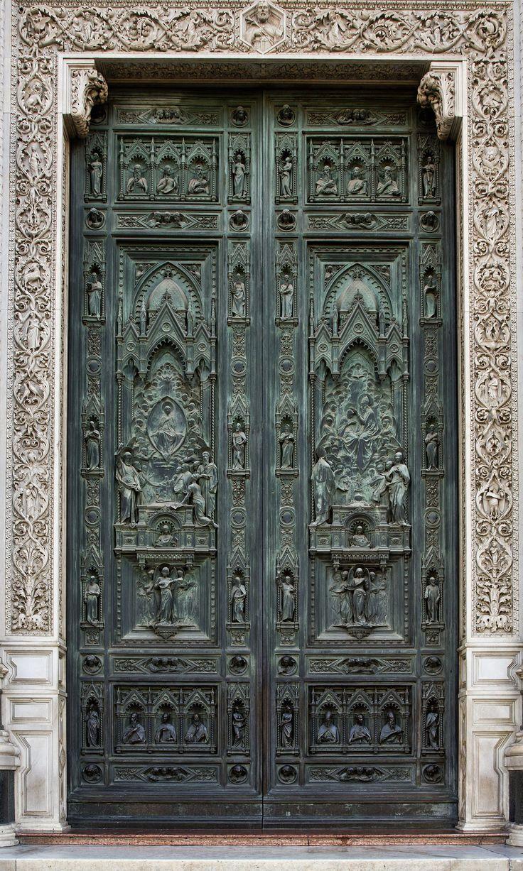 137 Best Portals Doors Images On Pinterest Portal French  # Muebles Nanitas Cordoba