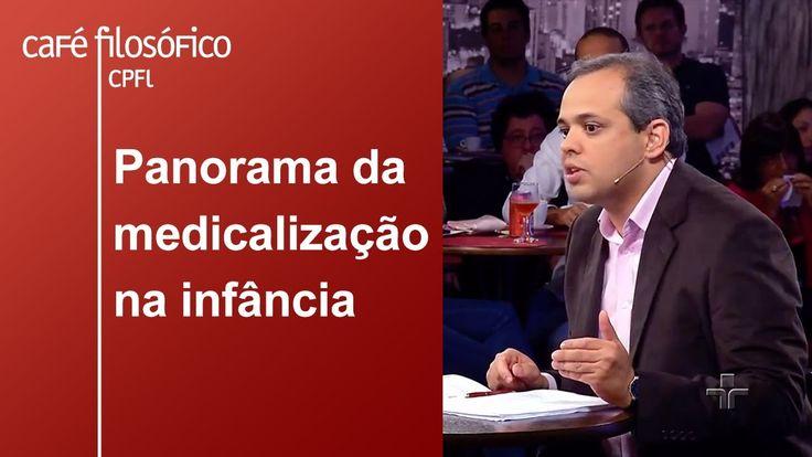 Café Filosófico: Um panorama da medicalização na infância – Rossano Cabral Lima – Blog do CDPSI