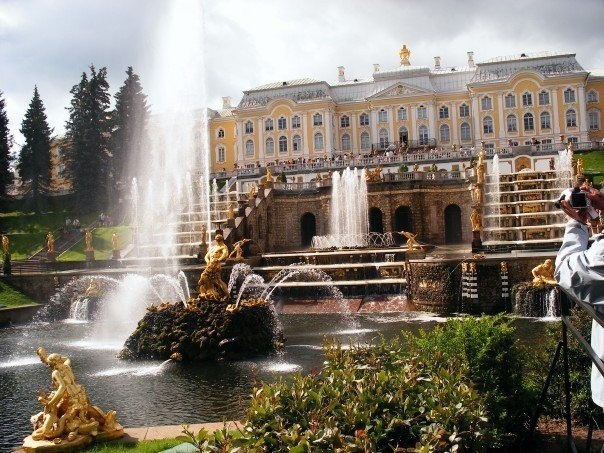 Catherine the Great's Palace, Russia