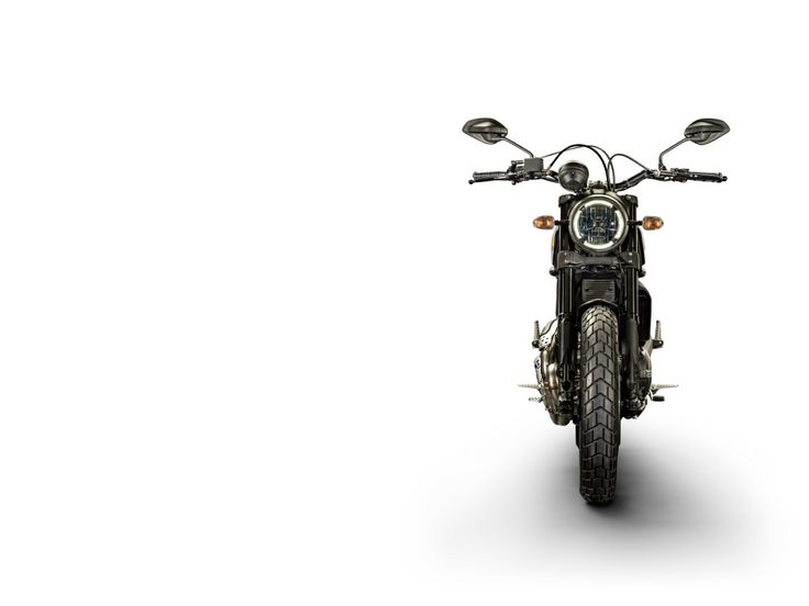 Scrambler Full Throttle 803 CC - Scrambler Ducati
