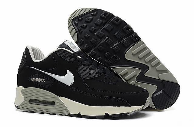acheter chaussures nike pas cher,homme air max 90 noir et ...
