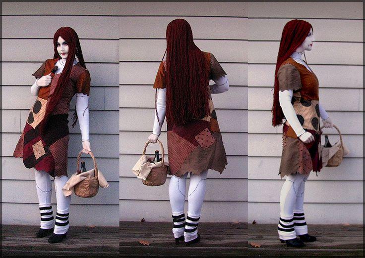 57 best Sally Skellington Nightmare Before Christmas Costume ...