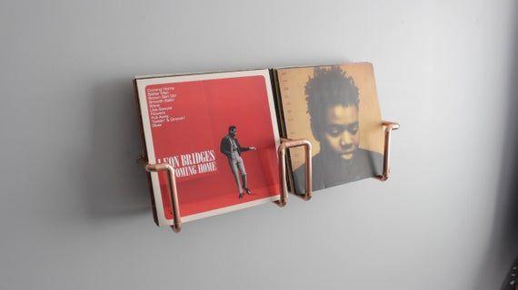 Vinyl Halter Speicher Unit Schallplatten Ständer
