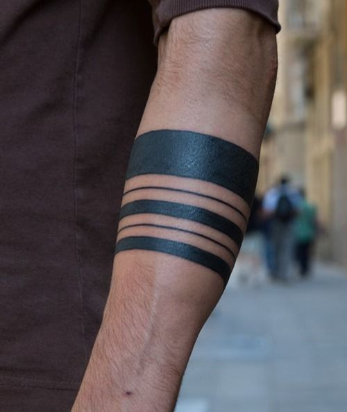 20++Amazing+Solid+Armband+Tattoos+(22)