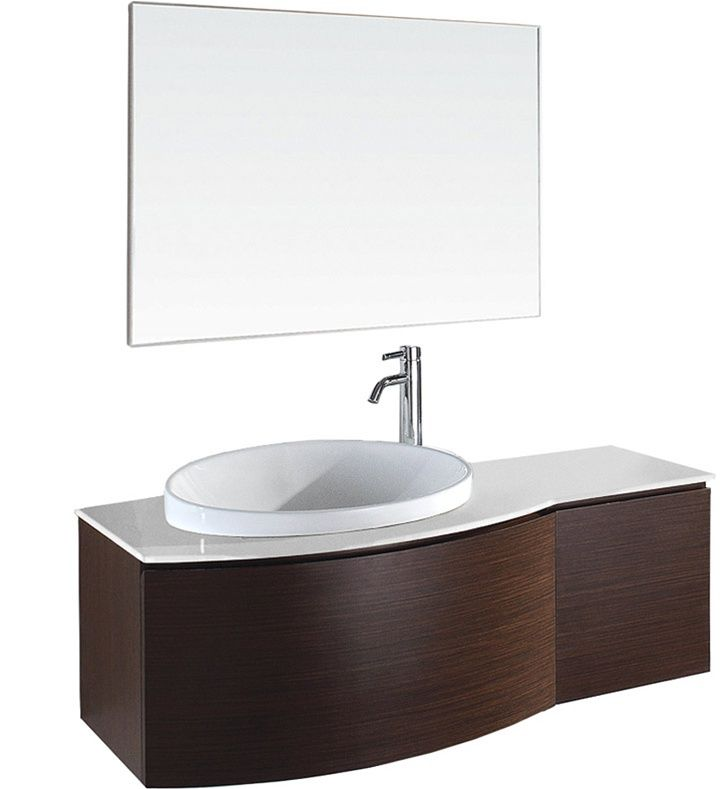 Pics On Athena Bathroom Vanity Set Ironwood from Wyndham Collection