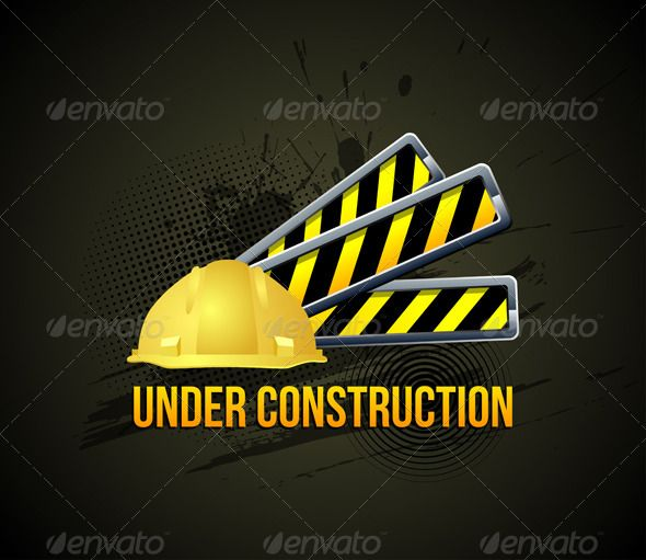 Under construction  #GraphicRiver        Under construction. Color Icon on Grunge Background. Energy – Corporate PSD Template       NEW items             Portfolio item  Design elements              Rainbow background                 Frames and borders                                  Ather design element.                        Maps              Web ribbons                           Sets of grunge edges and stamps…