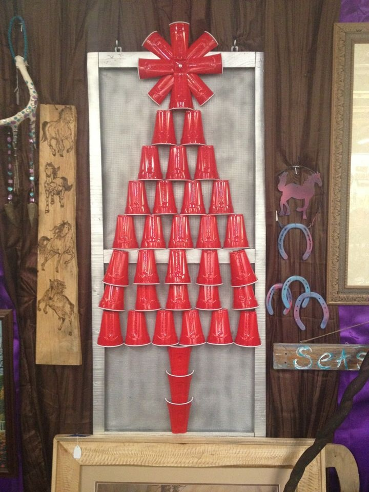 This is so gonna be our Christmas tree for the travel trailer this year!