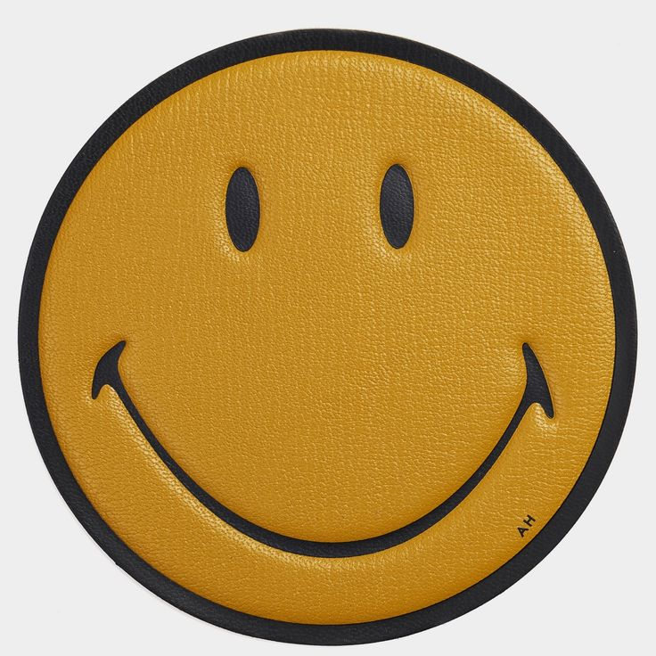 Smiley Oversized Sticker